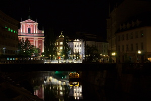Ljubjana by night